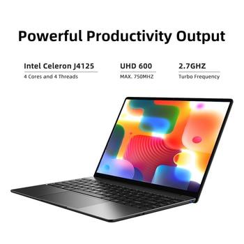 CHUWI GemiBook Pro 2K Screen 14inch Laptop Intel Gemini lake J4125 Quad Core 12GB RAM 256GB SSD Windows 10 With backlit keyboard 3