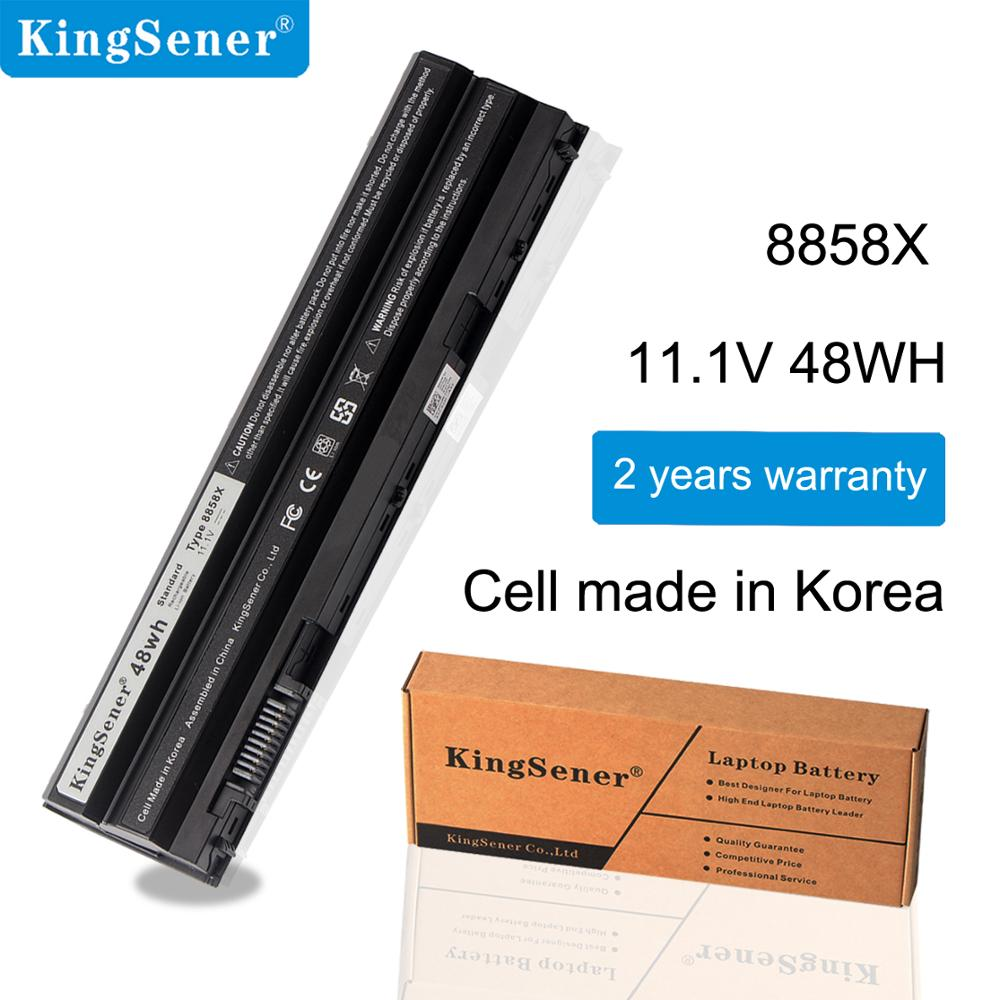 KingSener Korea Cell 8858X Laptop Battery For DELL Inspirion 15 5520 7720 7520 5720 5420 5425 5525 451-11695 10.8V 48WH