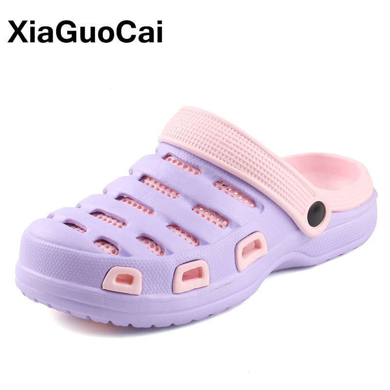 Women Slippers Summer Casual Home Slipper Quick Dry Clogs Beach Sandals Cheap Garden Shoes Mules Non-slip Bathroom Flip Flops