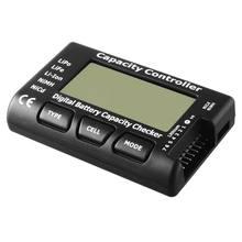 Прибор для проверки напряжения аккумулятора тестер с 7 цифровыми