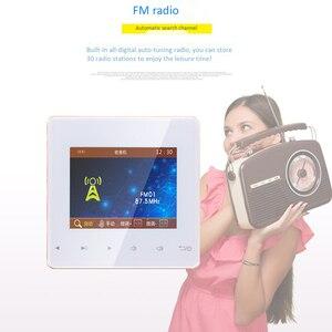 Image 4 - Bluetooth Smart Control Muziek Systeem Plafond Luidspreker Modules Home Audio Systeem Digitale Stereo Versterker In Muur Voor Hotel