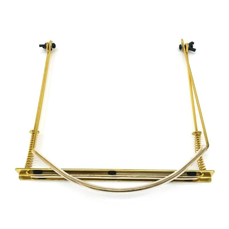 Professional Harmonica Neck Holder Adjustable Suitable 24 Hole Rack Mount Stand G99D