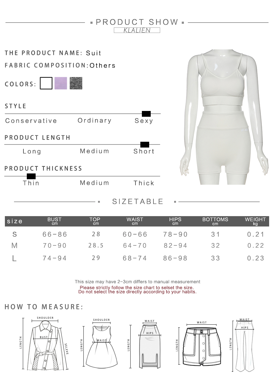 Cotton Fitness Outfit