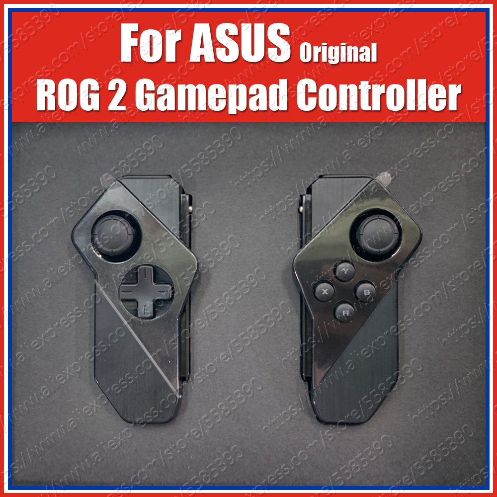 Dual Control Handle Grip For Asus ROG Phone 2 ZS660KL Gamepad Controller Joystick Gamepad With Phone Case Holder