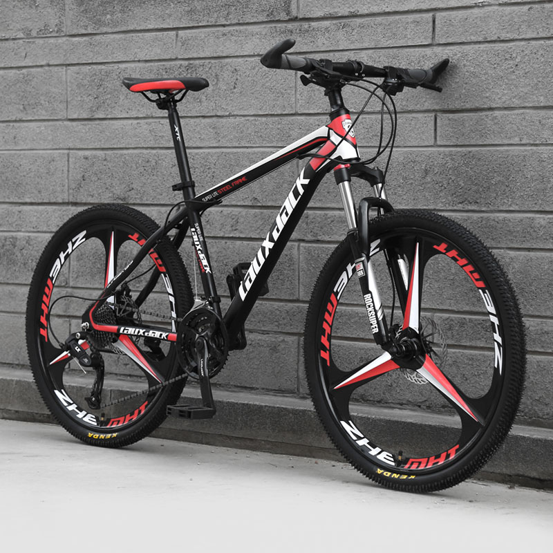 Bicycle Mountain Bike One Wheel Off Road Speed Road Sports Car Adult Male And Female Students Light Racing Youth Damping Bicycle