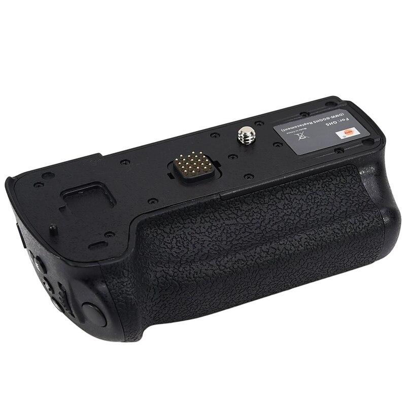 Poignée de batterie à Composition verticale pour appareil photo numérique Panasonic Gh5 Gh5S Lumix Gh5 comme Dmw-Blf19 Blf19E