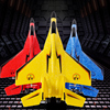 320 Beginner 2.4G Remote Control EPP Materal Glider Hand Throwing Foam RC Airplane 150M Remote Outdoor RC Plane Boys Toy 1