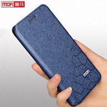 case for Xiaomi 9 mi Cover Leather Mofi Xiomi coque flip Slim Book Stand Luxury Glitter
