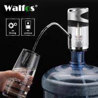Walfos-minibomba de agua eléctrica portátil automática, dispositivo para el hogar, carga USB
