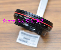 New Filter UV ring + Red Ring front sleeve barrel repair parts For Canon EF 17-40mm f/4L USM lens