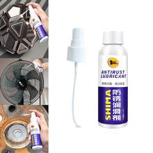 Anti-rust Lubricant Car Wheel Paint Iron Powder Remover Derusting Rust Layer Oxide Paint Cleaning Car Agent L F4N3