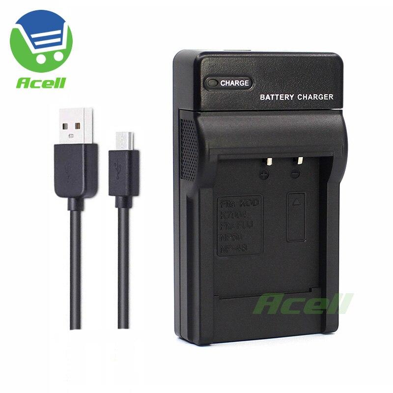 NP-50 NP-50A BC-50 BC-50B Carregador USB para FUJIFILM instax SHARE SP-3 SQ SQ10 FinePix X10 X20 F50fd F60fd F100fd F900EXR Câmera