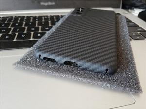 Image 3 - Dunne En Lichtgewicht Aramid Carbon Fiber Case Forsamsung Galaxy S21 Ultra S21 + Plus S20 Bumper Back Cover Shell