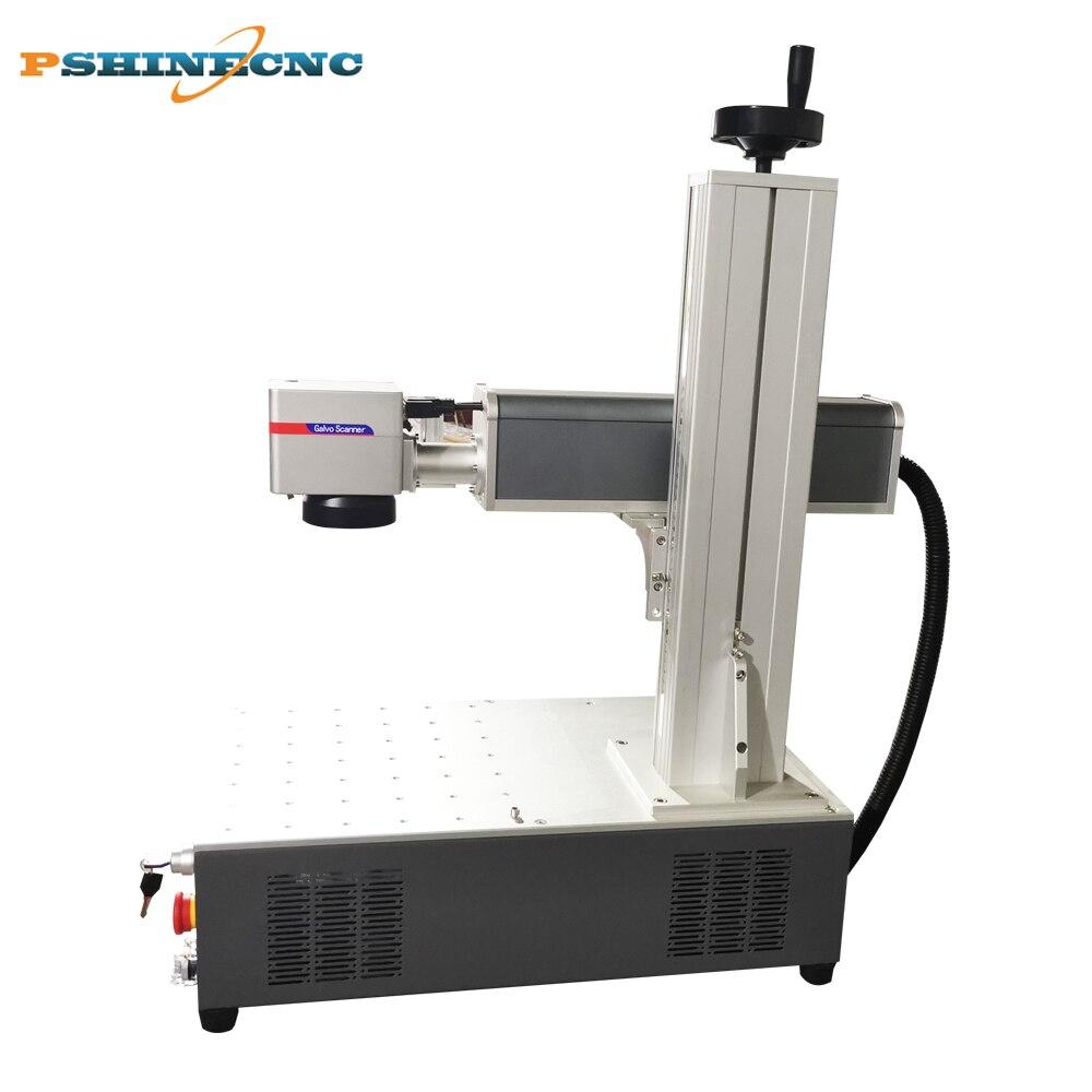 Portable fiber laser engraving ...