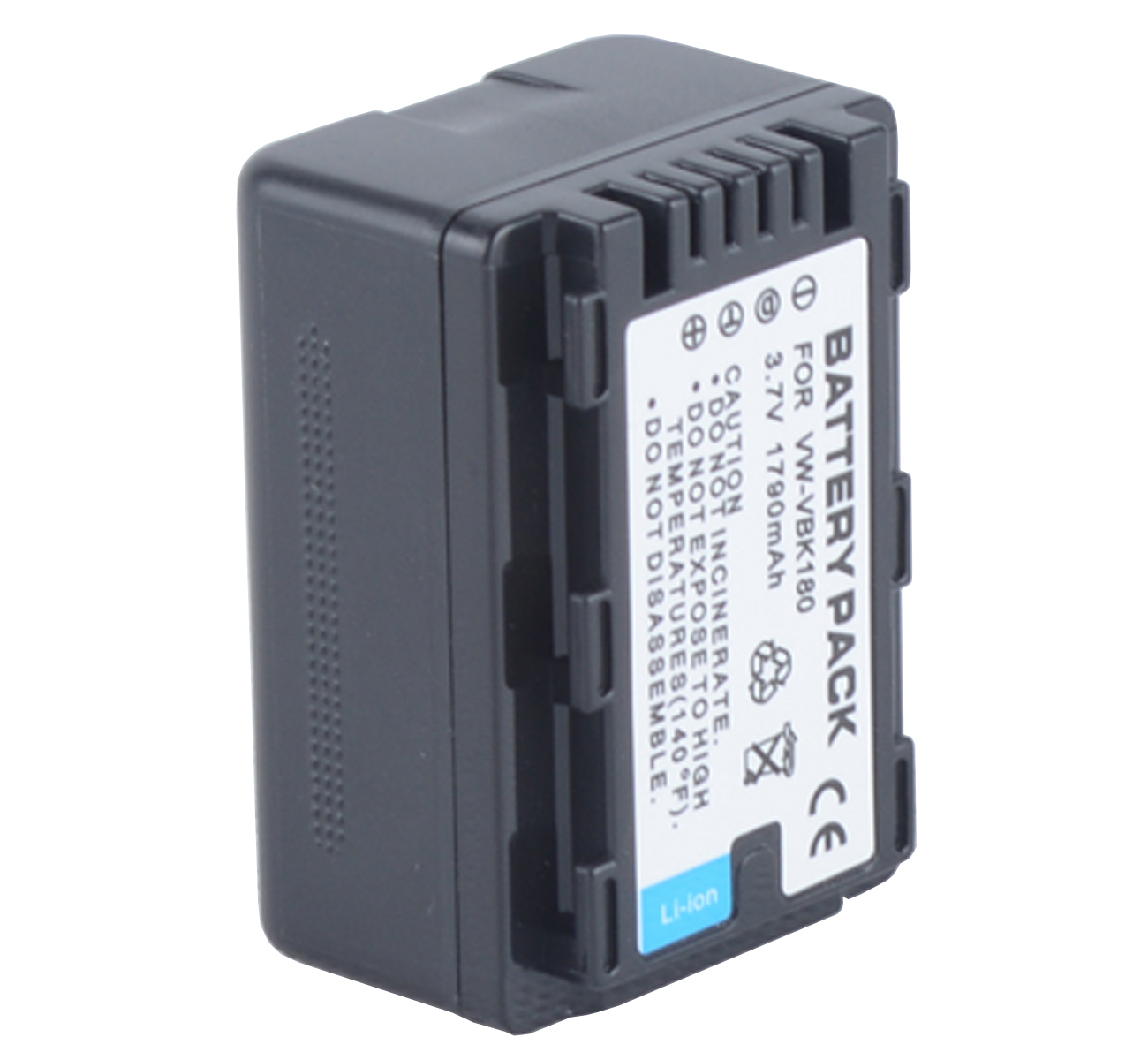 Battery Charger for Panasonic HDC-TM60 HDC-TM99 Full HD Camcorder HDC-TM80 HDC-TM90