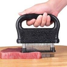 Кухонные инструменты профессиональные мясные размягчители иглы с кухонными инструментами из нержавеющей стали Прямая поставка