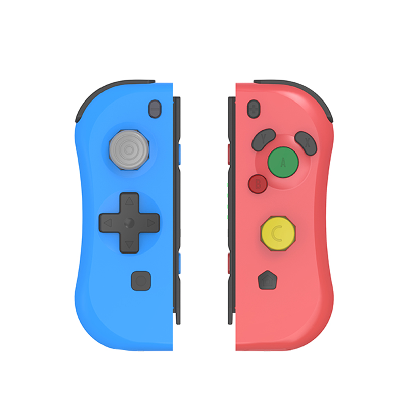 Game Switch Wireless Controller NS (L/R) Bluetooth Gamepad for Nintend Switch NS Joy Game Con Handle Grip for Switch