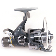 Squid wheel front and rear double brake fisherman cost effective fishing reel FR