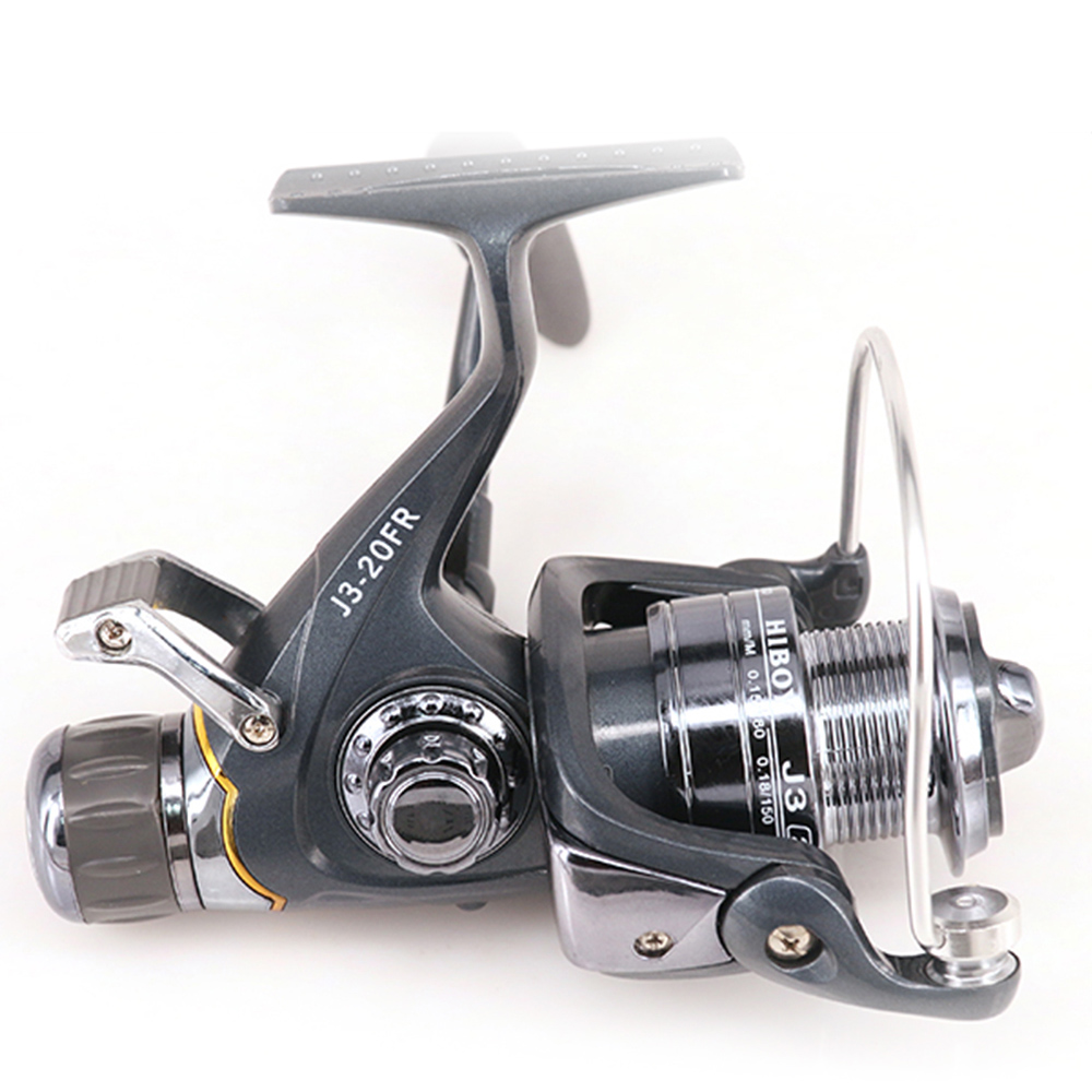 Squid wheel front and rear double brake fisherman cost-effective fishing reel FR title=