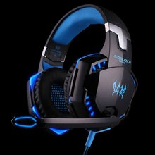 Over-Ear Game Gaming Pro Headphone Headset Earphone Headband For G2000 With Stereo Bass Noise Cancelling deep bass headphone stereo over ear led light gaming headband headset for pc gamer