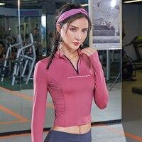 Women Yoga Tank Tops Exercise Women's Workout Gym running Clothes Sports T Shirts Fitness Top women Shirt sportswear