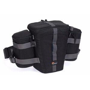 Image 2 - Lowepro Outback 100 Digital SLR Camera Waist Packs Case Beltpack Bag Camera Shoulder Bag Outback 200  For Canon Nikon