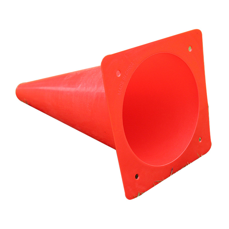 Stadium Sport Slalom Obstacle Football Soccer Rugby Training Cone Cylinder Outdoor Football Train Obstacles For Roller Skating
