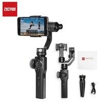 ZHIYUN Smooth 4 stabilizzatori portatili a 3 assi per telefono a 3 assi per smartphone iPhone/Samsung/Huawei/Xiaomi/Action cam