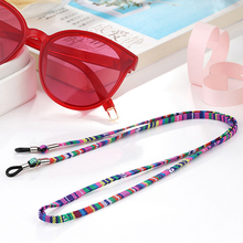 5mm Wide Eyeglass Sunglasses Cord Strap Ethnic Style Cotton Eyewear Lanyard Glasses Neck Strap String Rope Band Eyewear Cord