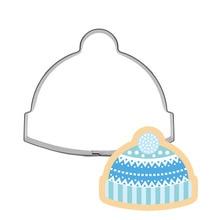 Головной убор свитер форма резак для печенья, мастики Рождественский торт Декор кекс печенье формы DIY День рождения формы для выпечки торт инструмент