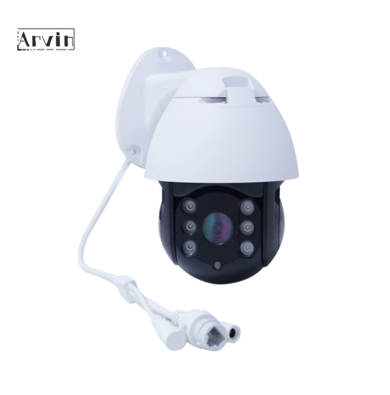 IP Camera Outdoor 1080P Human Tracking Dome Ptz Surveillance Camera De Seguridad Ip Wifi Exterior CCTV Home Security Camera
