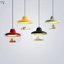 Nordic Mordern Fashion Lovely Led Pendant Lamp Italy Designer Restaurant Dining Room Bedroom Kids Room Decoration Light Fixtures(China)