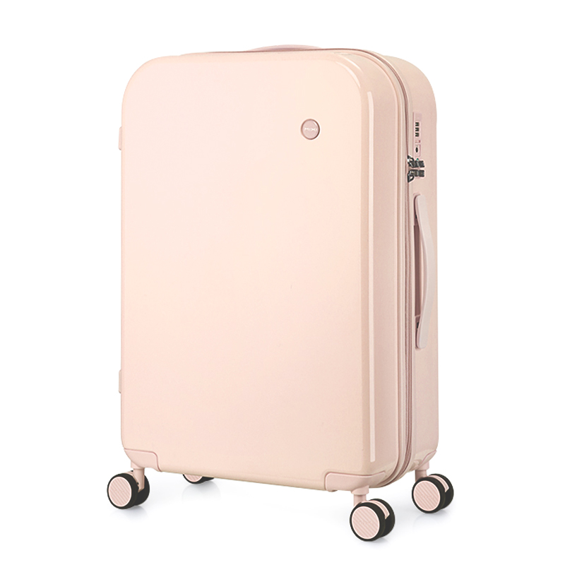 Mixi PC Men Women Luggage Suitcase Travel Trolley Case Mute Spinner Wheels Rolling Luggage Case TSA Lock Carry Ons M9236