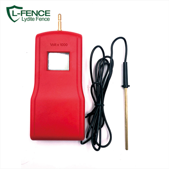 цена на 15 KV Electronic Fence Tester Electric fence Voltage Detector From China Supplier