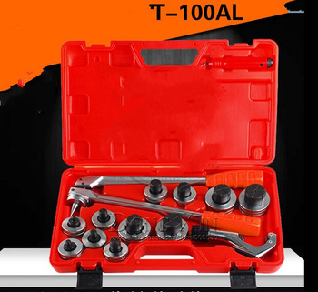 3/8 to 1-5/8 Lever Tube Expander Kit CT-100AL 10-42MM copper tube expander tool