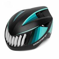 없음 자전거 헤드 보호 통합 사이클링 헬멧 스포츠 야외 헬멧