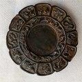 Имитировать античный и сделать старый нефрит (12 знаков зодиака. Камень для растирания)