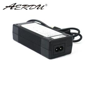 Image 4 - Paquete de batería de iones de litio AERDU 4,2 v 3A cargador Universal EU US UK AU Plug AC 100V 240V DC5521 adaptador de enchufe de pared tipo fuente de alimentación