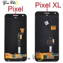 สำหรับ HTC Nexus M1 Google Pixel XL จอแสดงผล LCD Touch Screen เปลี่ยน Nexus S1 Google พิกเซล LCD