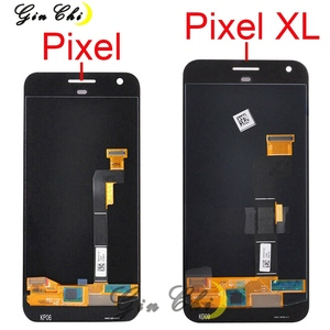 Image 1 - Для HTC Nexus M1 Google Pixel XL ЖК дисплей сенсорный экран Замена Nexus S1 Google Pixel LCD