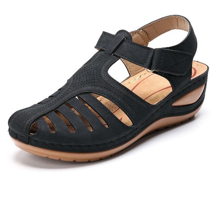 Women Sandals 2020 New Summer Shoes Woman Soft Bottom Wedges Shoes For Women Platform Sandals Heels Gladiator Sandalias Mujer