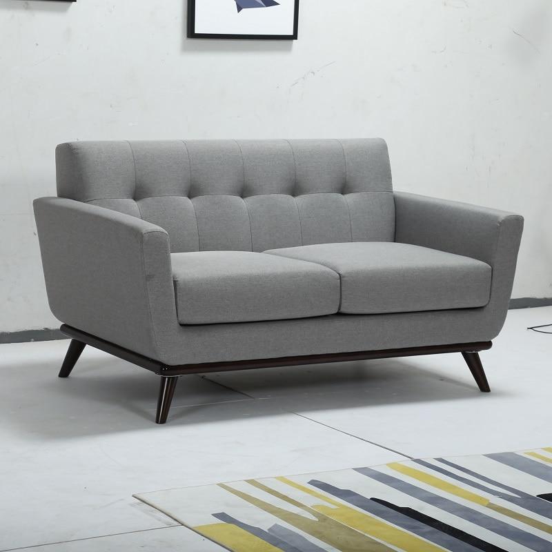U BEST Modern Nordic Hotel Living Room Furniture Fabric Sofa Sets,Korean Simple Design Leather Sofa Home Office Corner Sofa Living Room Sofas  - AliExpress