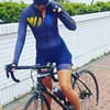 2020 pro team triathlon bike wear manga curta collant ciclismo wear 9d gel feminino terno de uma peça 9