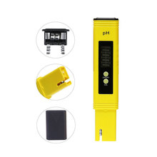Digital LCD PH Meter Pen of Tester Accuracy 0.1 Lab PH Monitor Water Wine Automatic Calibration Water Quality Purity Test Tool digital atc ph meter tester water food fishing tank quality analyzer lcd pen ph monitor automatic calibration glass electrode