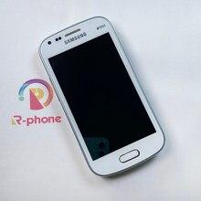 Samsung Galaxy S Duos S7562 Renoviert Handy Dual Sim 3G Entsperrt GT-S7562 4GB Rom 5MP Android Smartphone original