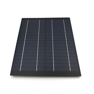 Image 4 - 2pcs x 20Watt Solar Panel 18V 20W 1.1A Mini PET polycrystalline PV module cell charge for 12V battery Charger 20 watts W Watt