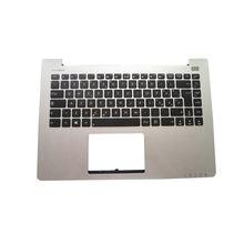 Новый ноутбук для asus s400 s400c s400ca серебристый чехол с