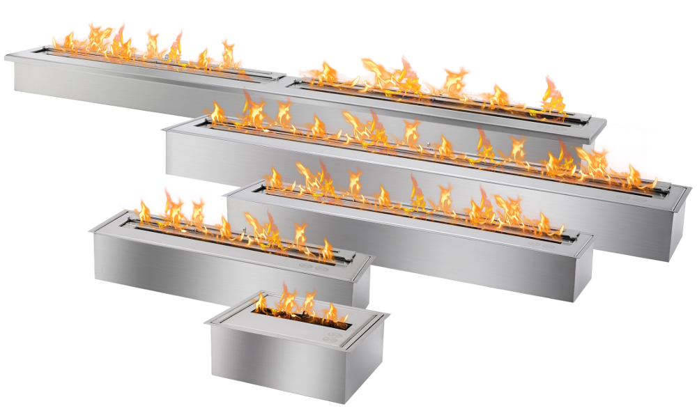36 Inch Manual Bio Fireplace Outdoor Ethanol Burner
