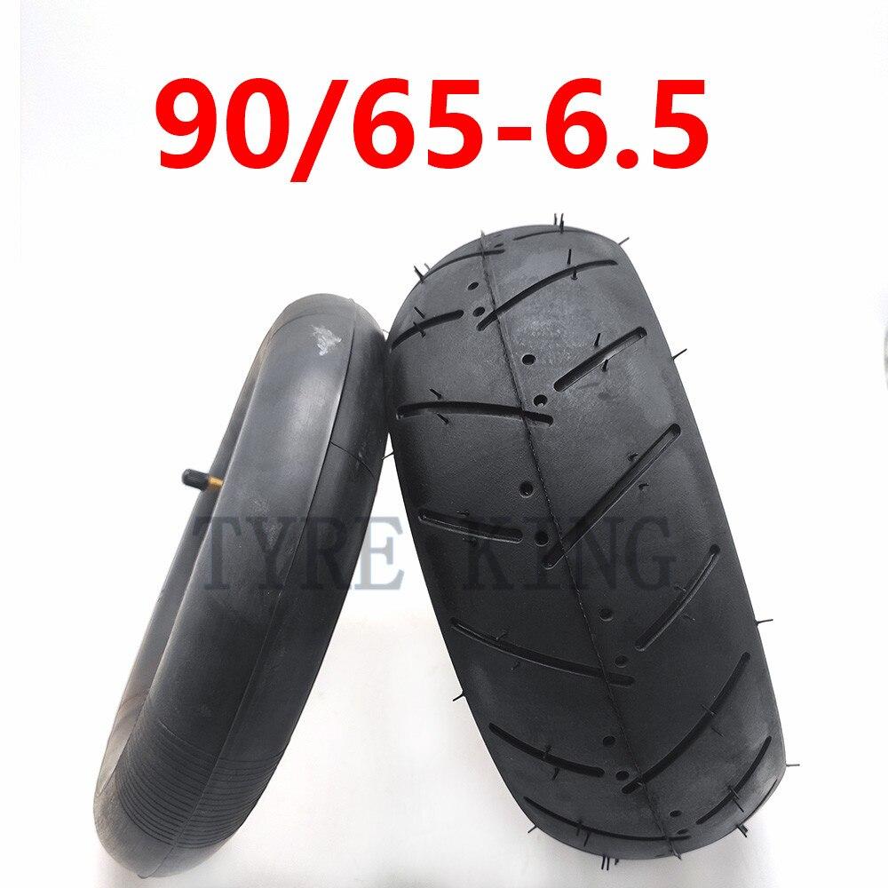 Высококачественная передняя шина 90/65-6,5, задняя шина 110/50-6,5, внутренняя стандартная шина, клапан подходит для мини-внедорожника 49 куб. См, мин...