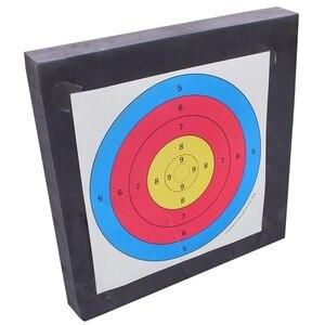 Image 5 - Nova venda eva tiro com arco alvo portátil 3d achery alvo